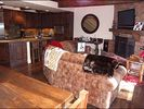 Cozy Living Area - Aspen townhome vacation rental photo