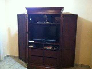Loiza apartment photo - Entertainment System: (TV, DVD, Radio, Cable, Wireless)