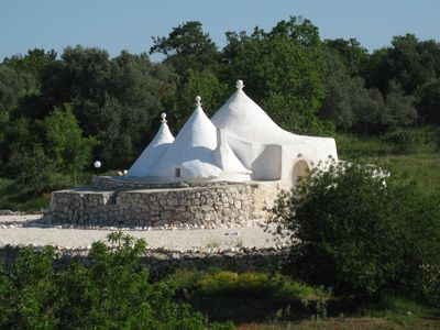 Ceglie Messapica cottage rental - Trullo Momentino - your holiday home