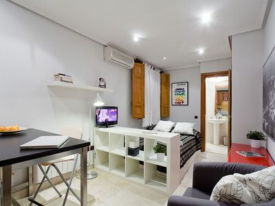 Madrid Center apartment rental - Studio B