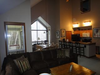 Mount Snow condo photo - Living Area
