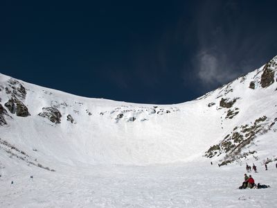 Legendary Tuckerman Ravine