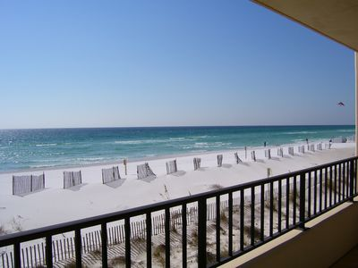 Fort Walton Beach condo rental - View From 32ft Balcony