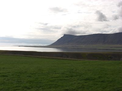 View toward Akranes