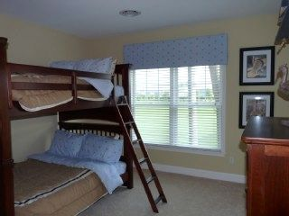 3rd bedroom 'Kid's room' (Full over Full Bunk sleeps 4 children)
