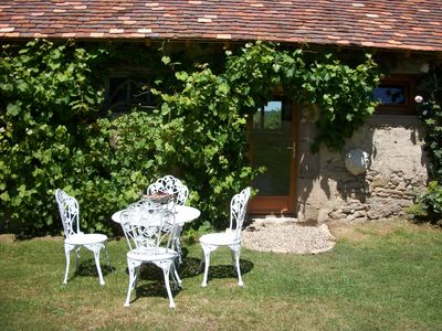 Three farm gites with large pool, in a quiet rural location - Gite 3