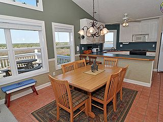 Surf City house photo - Dining Area