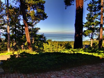 Carmel house rental - Stunning Ocean and Mountain Views From Every Room