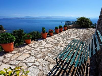 Corfu City villa rental - .