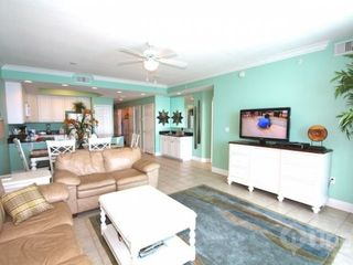 Gulf Shores condo photo - Living room area