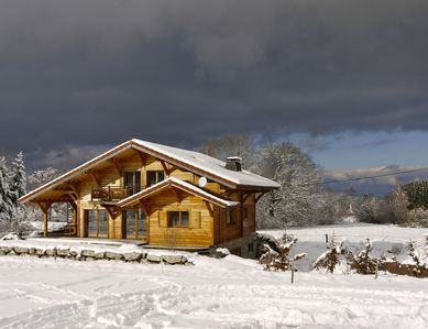 Holiday house, 160 square meters , Saint-paul-en-chablais, France