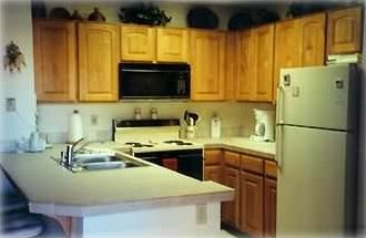 Lake Havasu condo rental - New Kitchen
