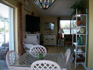 Big Pine Key house photo - Dining area