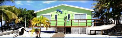 Welcome to Conch Key a waterfront vacation rental located at 85 Seaview Avenue