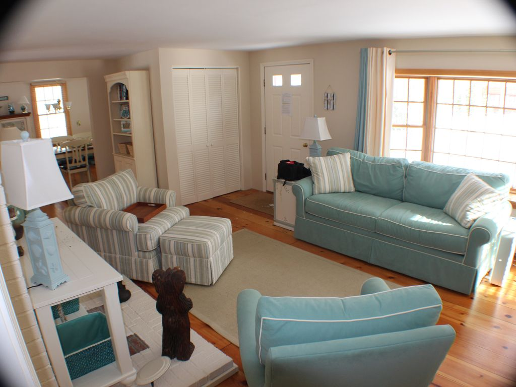 beautiful cape cod family vacation home cape cod living room - Cape Cod Living Room