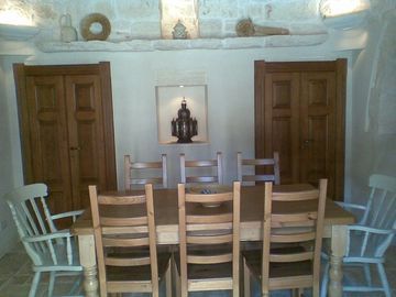 Trullo Dining room