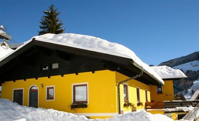 A Family Friendly Self Catering Apartment In The Heart of the Austrian Alps