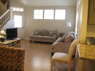 Mesa condo photo - Bright and airy with lots of windows and vaulted ceilings.