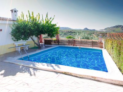 House / Villa - Cordoba ( Luque)HOUSE IN THE CENTER of Andalusia, ideal for hiking AND DISCOVER ANDALUCIA
