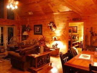 Helen cabin photo - Great Room