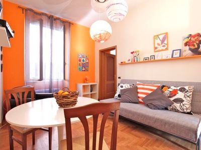 60sqmt, 1 Bedroom 1 Bathroom for 4 guests in Rome near Coliseum