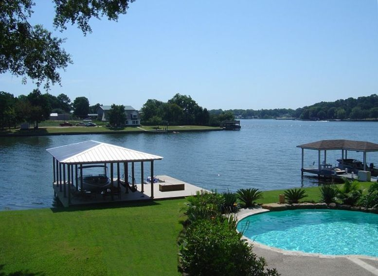 Fantastic Lakefront House With Pool And Spa Vrbo