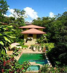 Manuel Antonio villa photo - Villa Chaman 6