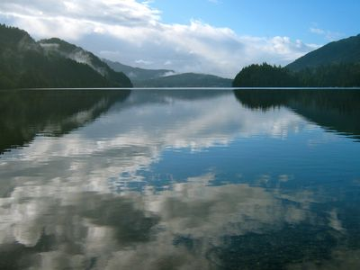 3200 sqft waterfront home on the sunny side of gorgeous 12 m long Lake Whatcom