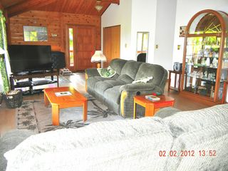Pahoa house photo - Living Room.