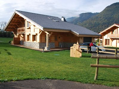 Luxury chalet 10 to 12 people.