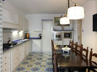 Amalfi villa photo - Kitchen