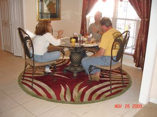 Gulf Shores house photo - Enjoy this beautiful breakfast room