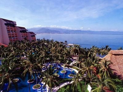 Club Regina at the Puerto Vallarta Westin Resort and Spa!