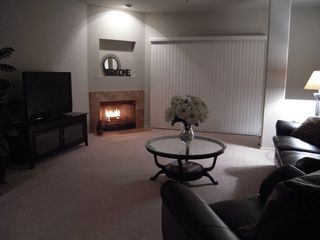 Scottsdale condo photo - Cozy fireplace