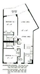 South Seas Club condo photo - Floor Plan