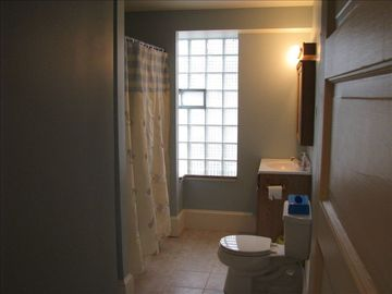 1 of 6 new tile baths, 2 w/laundry facilities