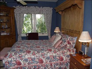 Snowmass Village house photo - 4th Bedroom w/Queen/bath/TV
