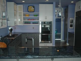 Moody Beach house photo - Gourmet Kitchen with two Bosch Diswashers