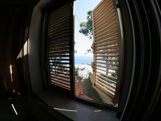 Reggio Calabria City villa photo - view from the windows in the room