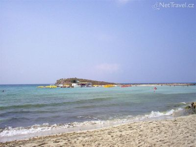 Nissi beach - walking distance from Villa Nishita