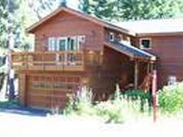 Cedar Flat house rental - front of this large comfortable family home