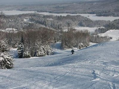 Giants Ridge offers the upper midwest's best winter recreation