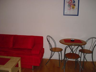 Accommodation near the beach, 54 square meters,  max 7 persons