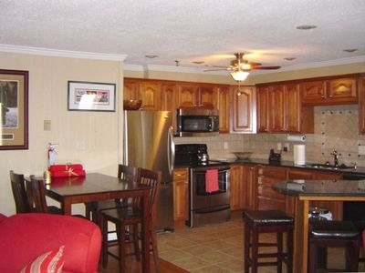 Completely New, Spacious Kitchen!
