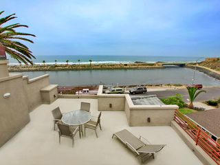 Large upper deck. 3rd Floor - Carlsbad house vacation rental photo