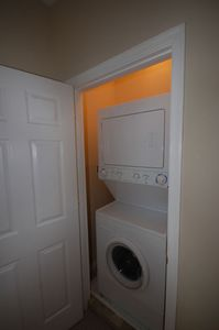Downtown - Washington DC townhome rental - Washer/Dryer Combo