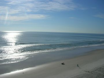 New Smyrna's Amazing Beach!