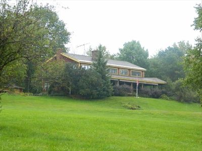 Superluxury Secluded Ranch for Ski Season, Tanglewood Season & Fall Foliage!
