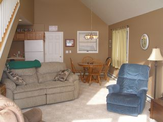 Muskegon cottage photo - Living Area