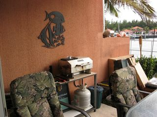 Propane Grill - Bimini condo vacation rental photo